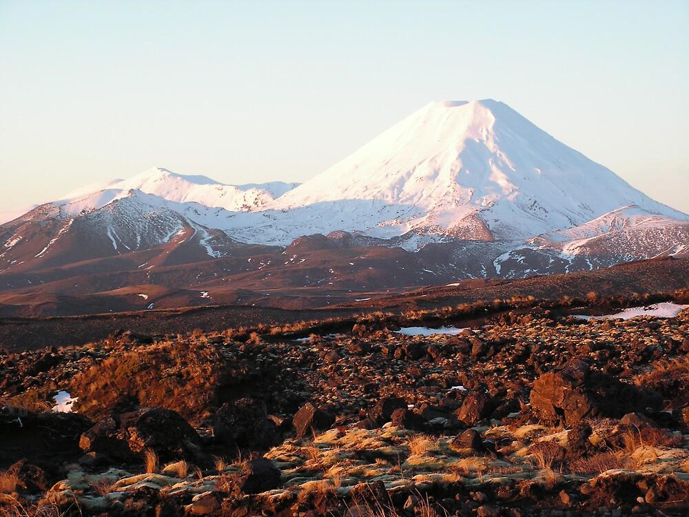 Mount Doom by jillandian