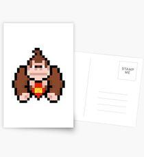Donkey Kong Postcards