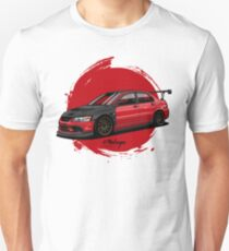 Evo IX Unisex T-Shirt