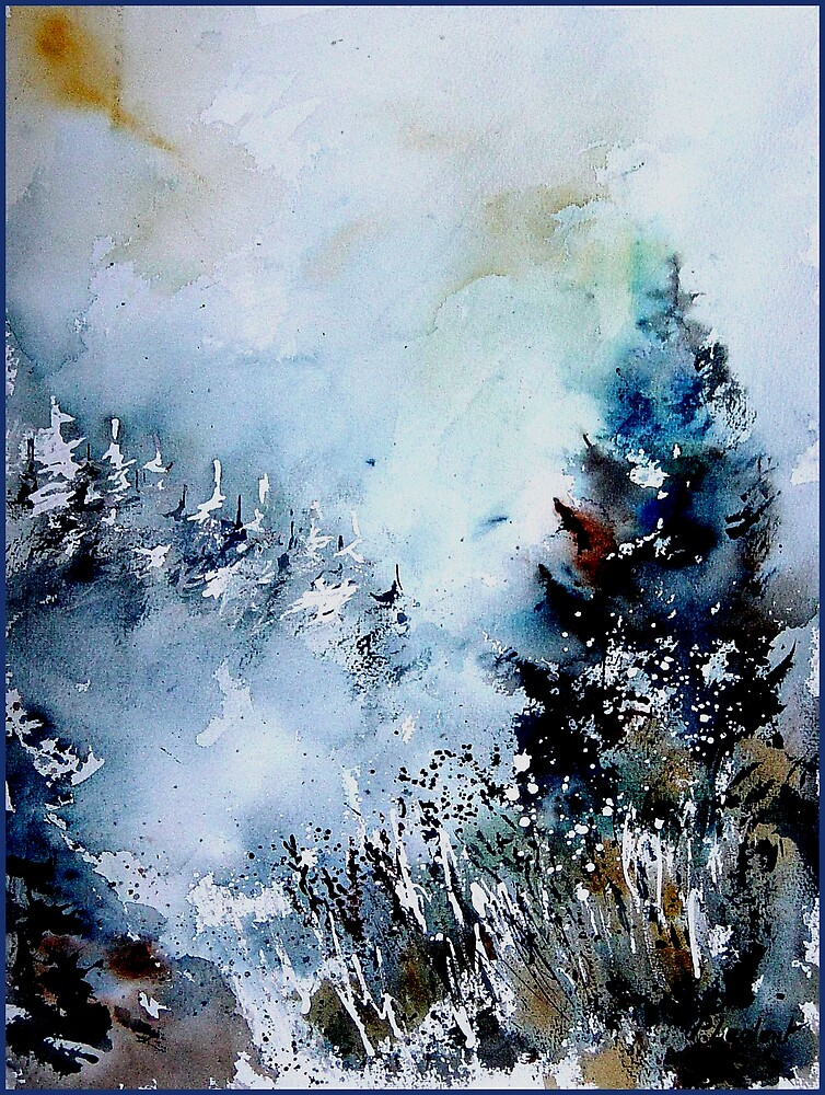 watercolor 2512032 by calimero