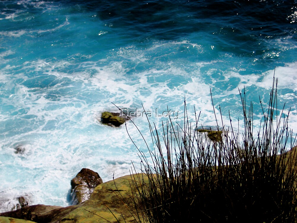 Into the Blue by Debra Loty