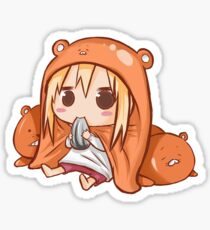 Umaru-chan / Anime / Chibi / Kawaii Sticker