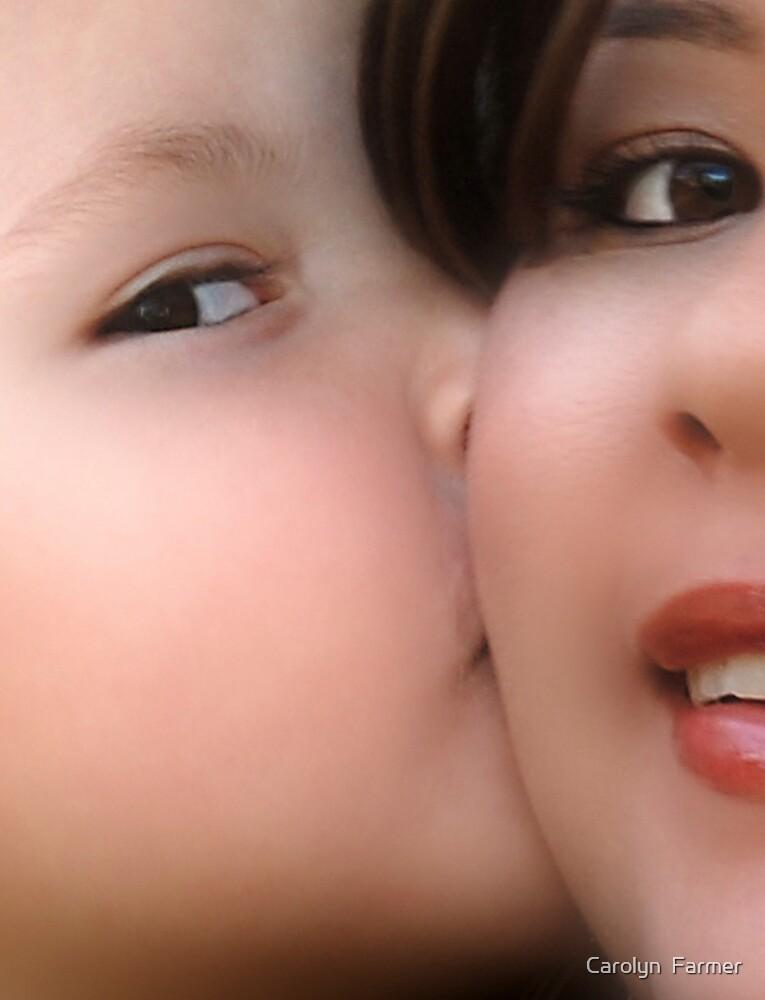 Child's Love by Carolyn  Farmer