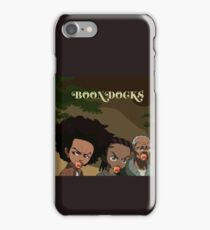 Boondocks X Atlanta iPhone Case/Skin