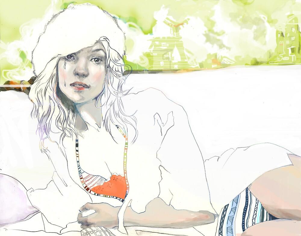 Fashion_illust#01 by aroma1117
