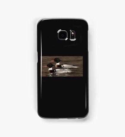 Red-Breasted Merganser's Samsung Galaxy Case/Skin