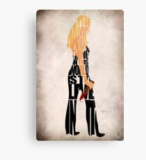 Buffy the Vampire Slayer Metal Print