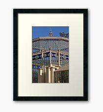 Glasshouse Framed Print