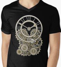 Stylish Vintage Steampunk Timepiece Vintage Style Steampunk T-Shirts T-Shirt