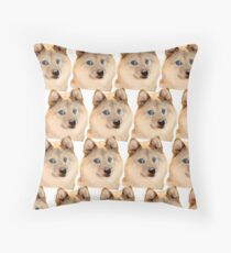 I'm obNESSed Throw Pillow
