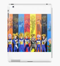 Evolution Of Trunks  iPad Case/Skin