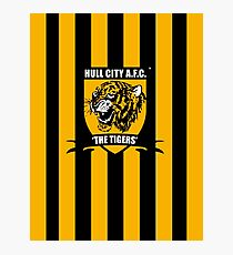 HULL CITY A.F.C. - The Tigers Photographic Print