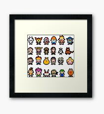 Battle Royale Framed Print