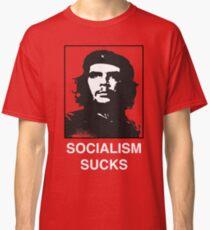 Socialism Sucks - Che Guevara Shirt Classic T-Shirt