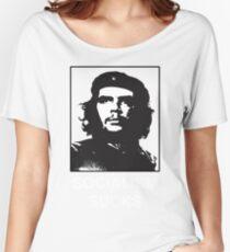 Socialism Sucks - Che Guevara Shirt Women's Relaxed Fit T-Shirt