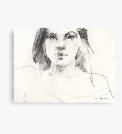 new model Canvas Print