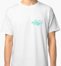 Heart Paint Splatter Classic T-Shirt