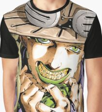 Gyro Zeppeli Graphic T-Shirt