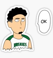 MOST HATED Sticker