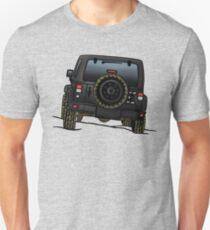 Jeep Wrangler JK [Black] Unisex T-Shirt
