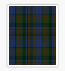 Nova Scotia #2 District Tartan  Sticker
