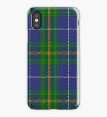 Nova Scotia (Province) District Tartan  iPhone Case/Skin