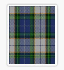 Nova Scotia Dress District Tartan  Sticker