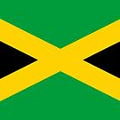 Jamaica Flag Jamaican by finirat