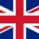 United Kingdom Flag UK by finirat
