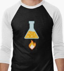 Apply Heat Men's Baseball ¾ T-Shirt