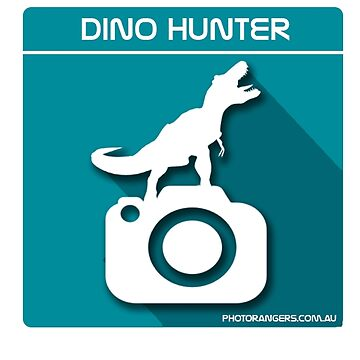 Dino Hunter by littleredplanet
