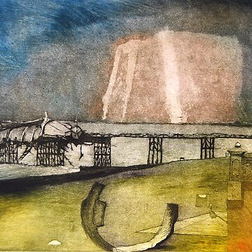 Brighton pier by MrBrett