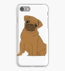 Pug Painting iPhone Case/Skin