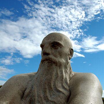 Thor - Viking God by chayanaim