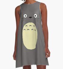 Totoro A-Line Dress