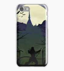 Castlevania Poster iPhone Case/Skin