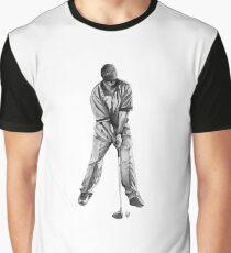 tiger woods golf Graphic T-Shirt