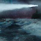 Lighthouse Glow by SeachelleArt