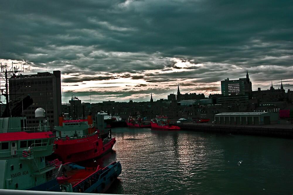 Aberdeen by Catherine Brock