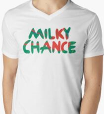 Milky Chance Men's V-Neck T-Shirt