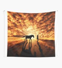 Distant Wall Tapestry