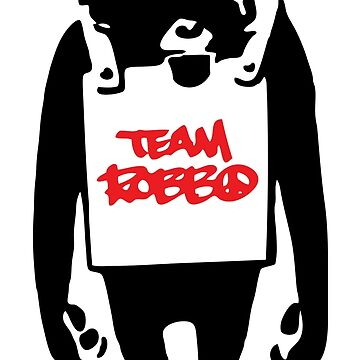 Team Robbo by yaditrishop