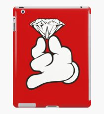 Diamond hand iPad Case/Skin