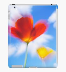 California poppies iPad Case/Skin