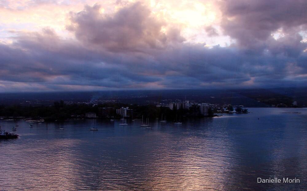 Hawaiian Harbor by Danielle Morin