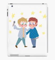 Cockles iPad Case/Skin