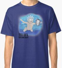 Nevermind Nirvana Tiny Rick Classic T-Shirt