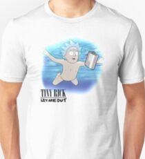 Nevermind Nirvana Tiny Rick Unisex T-Shirt