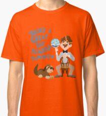 Man Has A Dream Classic T-Shirt