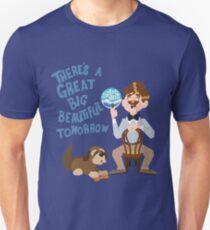 Man Has A Dream T-Shirt